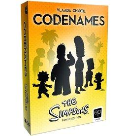Codenames: Simpsons