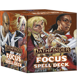 Paizo Pathfinder 2E - Focus Spell Cards