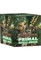 Paizo Pathfinder 2E - Primal Spell Cards