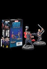 Atomic Mass Games Marvel Crisis Protocol - Thor & Valkyrie