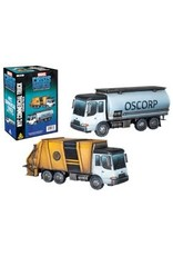 Atomic Mass Games Marvel Crisis Protocol - NYC Commercial Truck Terrain Pack