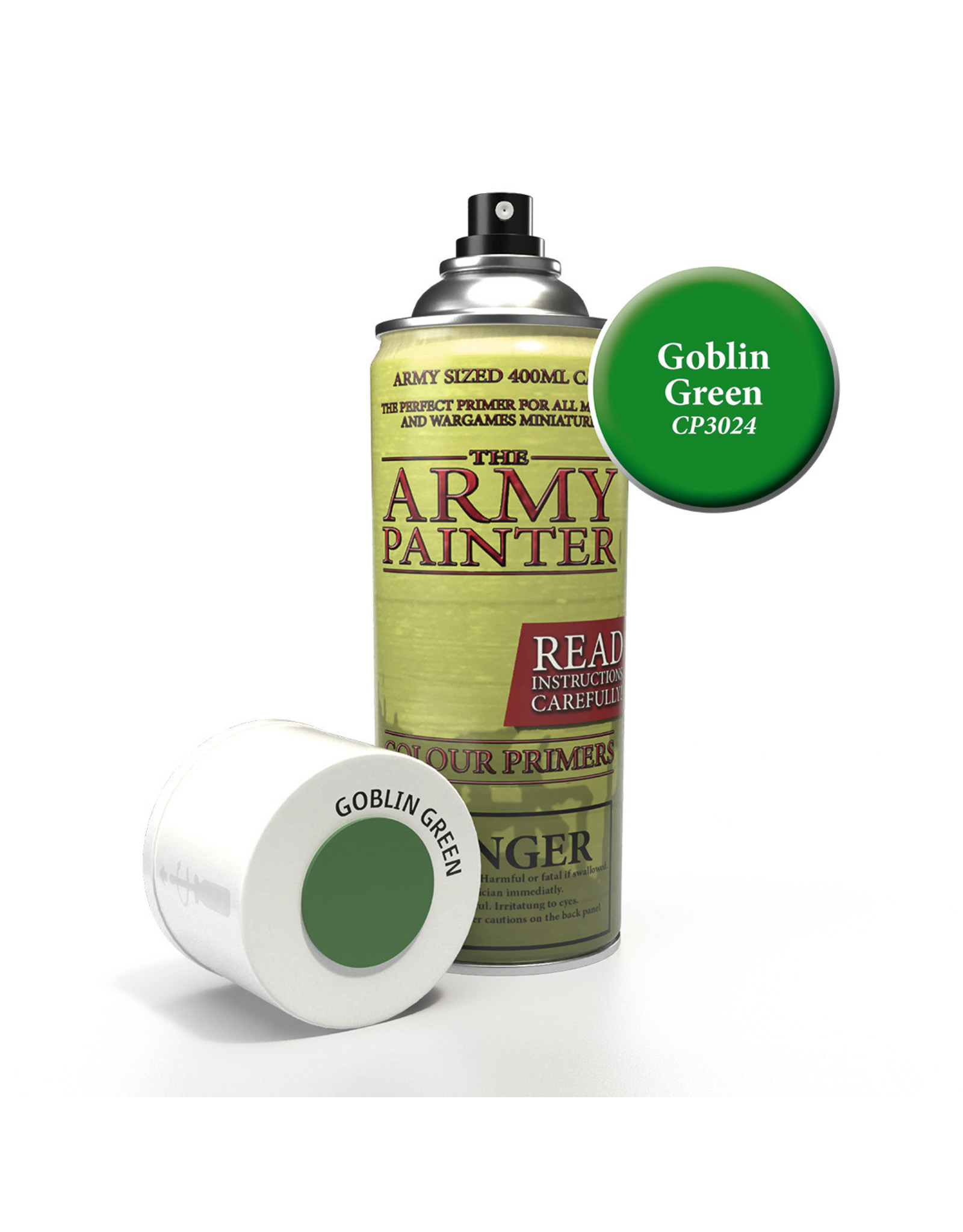 Army Painter Army Painter - Colour Primer - Goblin Green