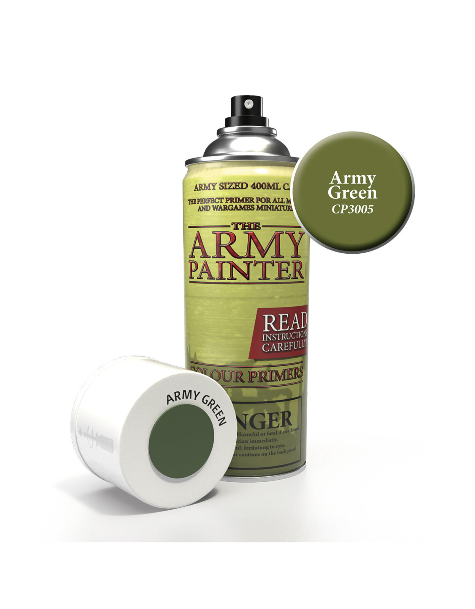 Army Painter Army Painter - Colour Primer - Army  Green
