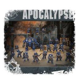 Warhammer 40K WH40K - Apocalypse Space Marines Battalion