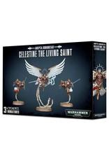 Games Workshop WH40K - Celestine the Living Saint