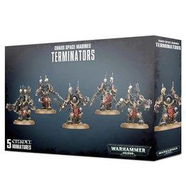 Warhammer 40K WH40K - Chaos Space Marine Terminators