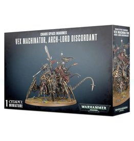 Games Workshop WH40K - Chaos Space Marines Vex Machinator