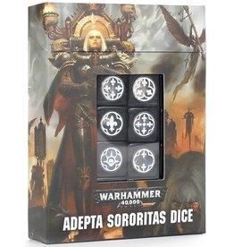 Games Workshop WH40K Adepta Sororitas Dice