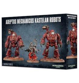 Games Workshop WH40K Adeptus Mechanicus Kastelan Robots