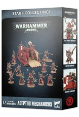 Warhammer 40K WH40K: Start Collecting Adeptus Mechanicus