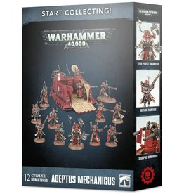 Warhammer 40K WH40K Adeptus Mechanicus Start Collecting