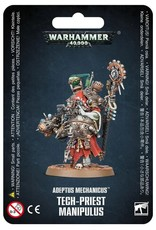 Games Workshop WH40K Adeptus Mechanicus Tech-Priest Manipulus