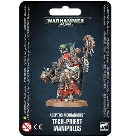 Games Workshop WH40K Adeptus Mechanicus Tech-Priest Manipulus
