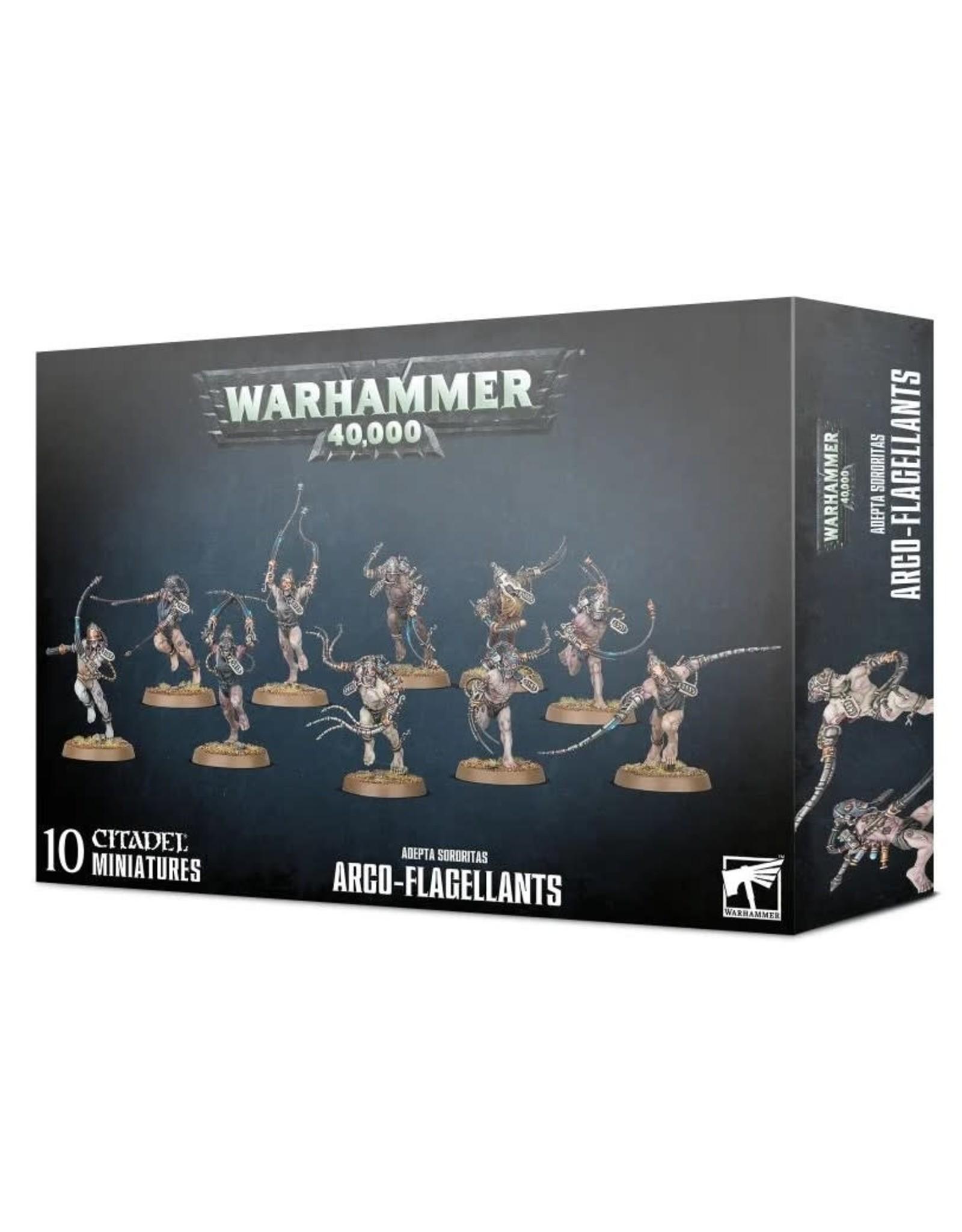 Games Workshop WH40K Adepta Sororitas Arco-Flagellants