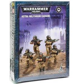 Warhammer 40K WH40K Astra Militarium Cadians