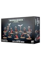 Games Workshop WH40K Battle Sisters Squad