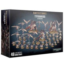 Games Workshop WH40K Battleforce - Tyranids Bioswarm
