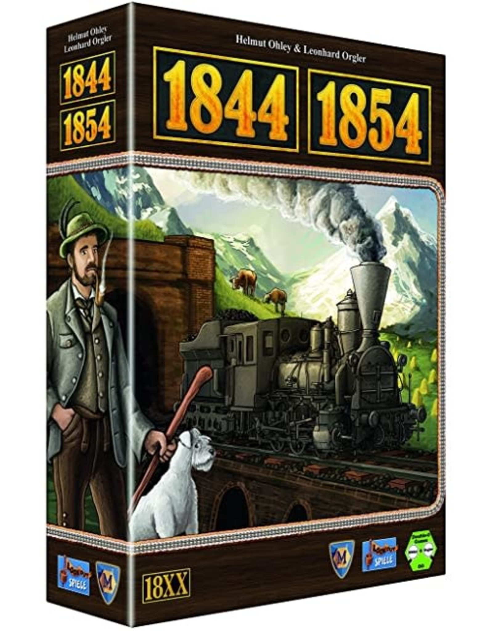Lookout Games 1844/1854