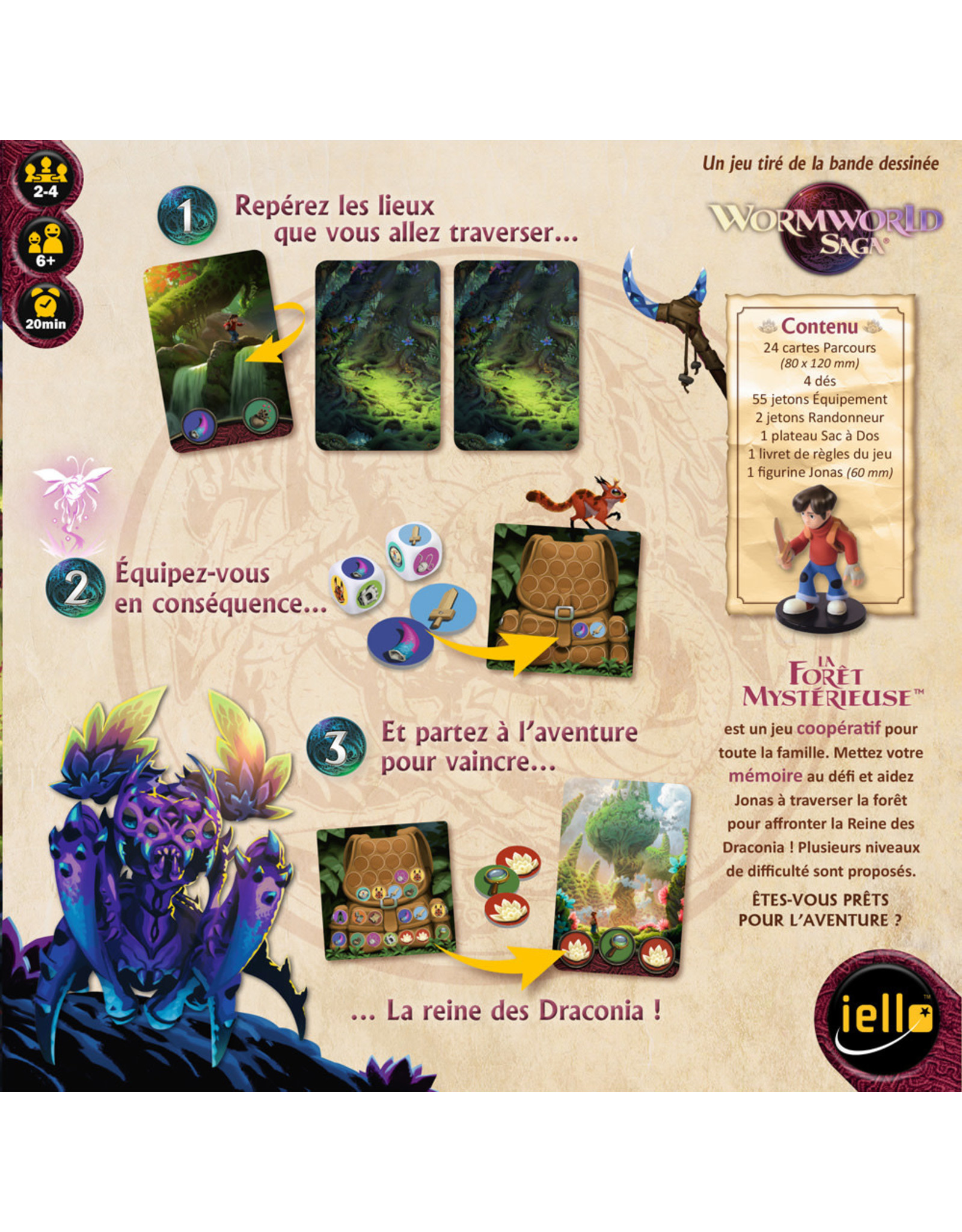 iello The Mysterious Forest