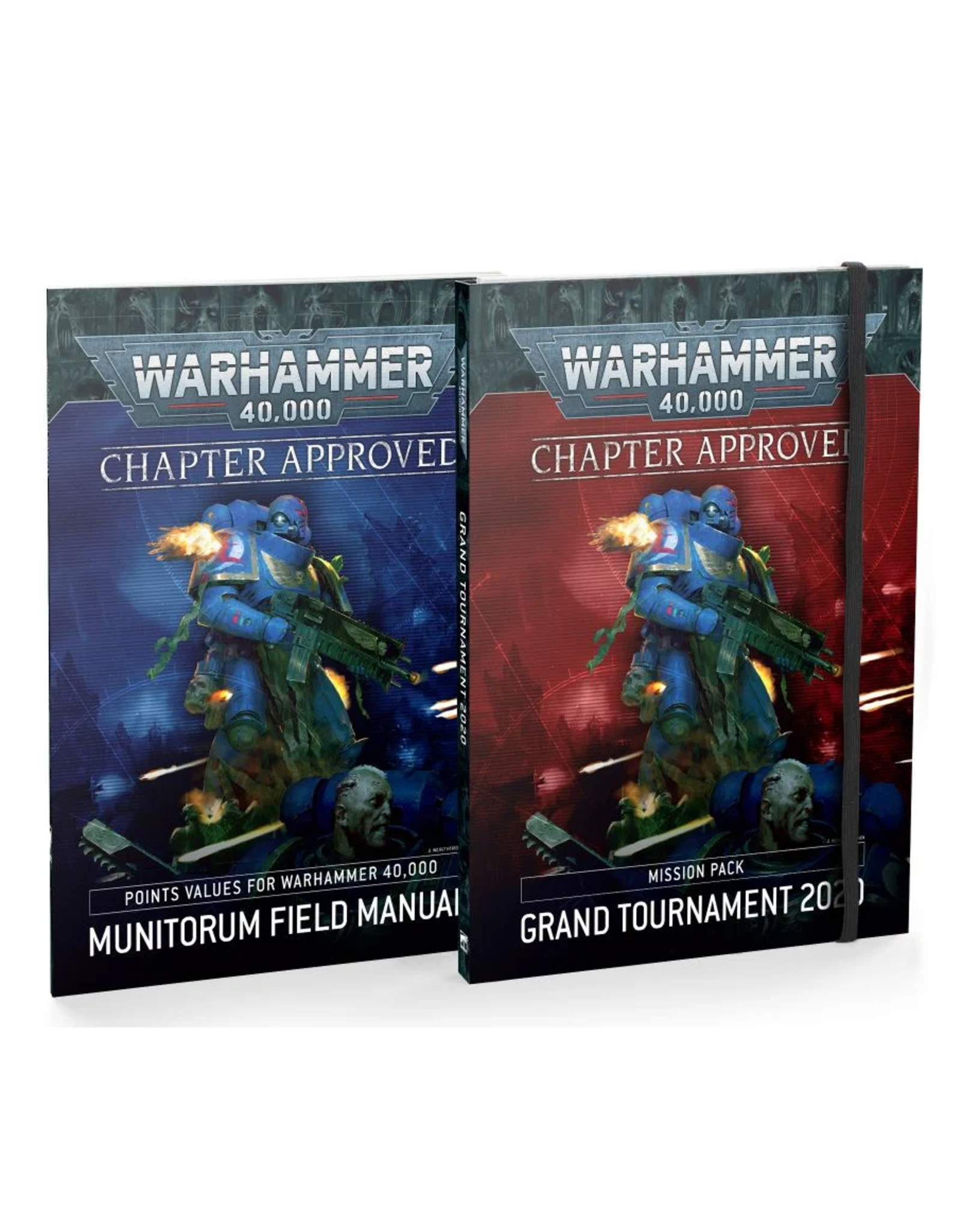 Games Workshop WH40K: Chapter Approved 2020