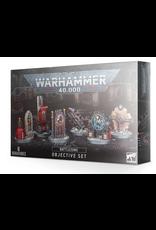 Games Workshop WH40K: Battlezone Objective Set