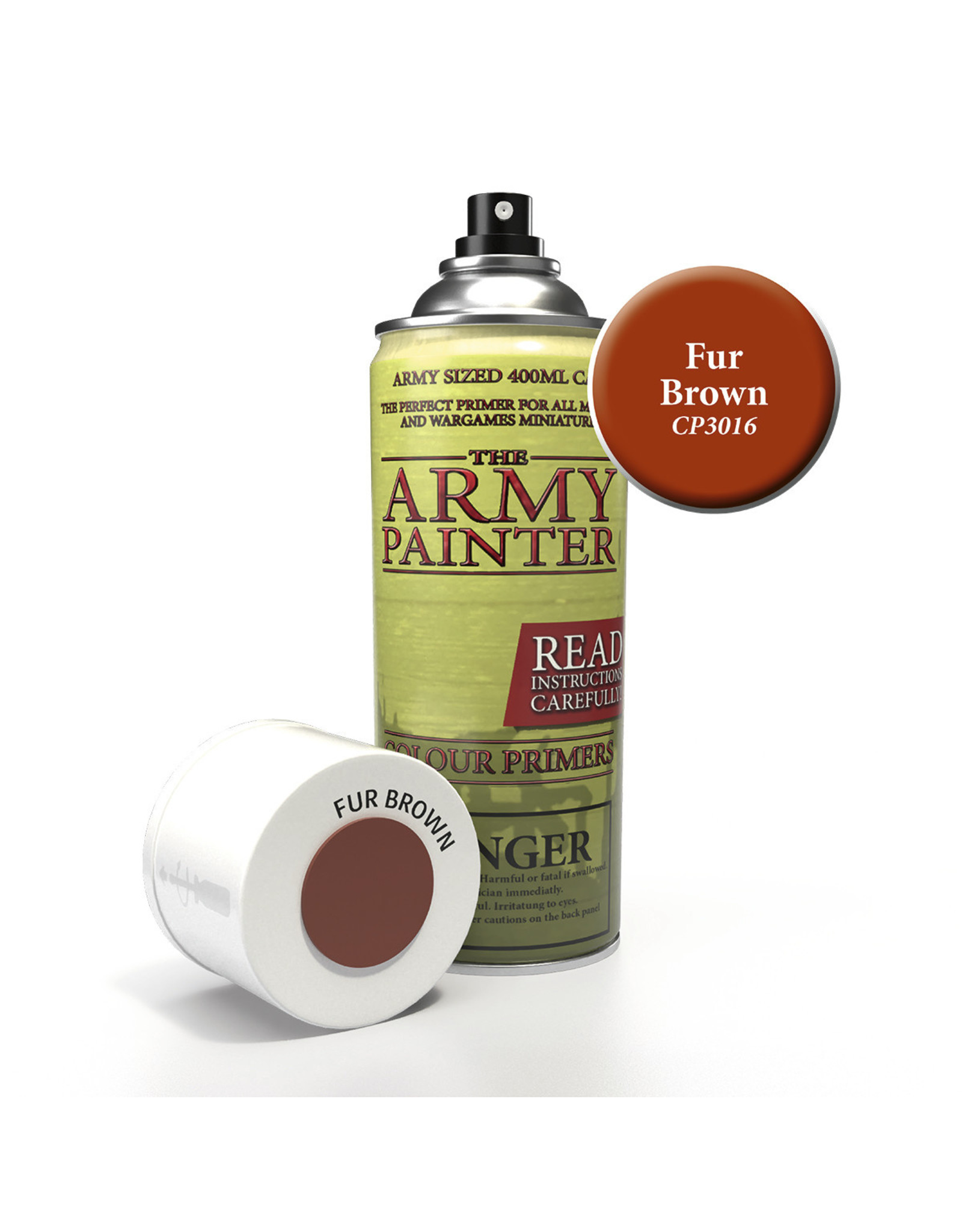 Army Painter Army Painter - Colour Primer - Fur Brown