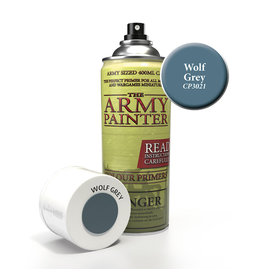 Army Painter Army Painter - Primer - Wolf Grey