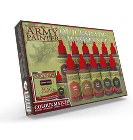Army Painter Army Painter Quickshade Washes Set