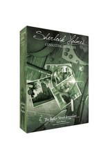 Space Cowboys Sherlock Holmes: Baker Street Irregulars