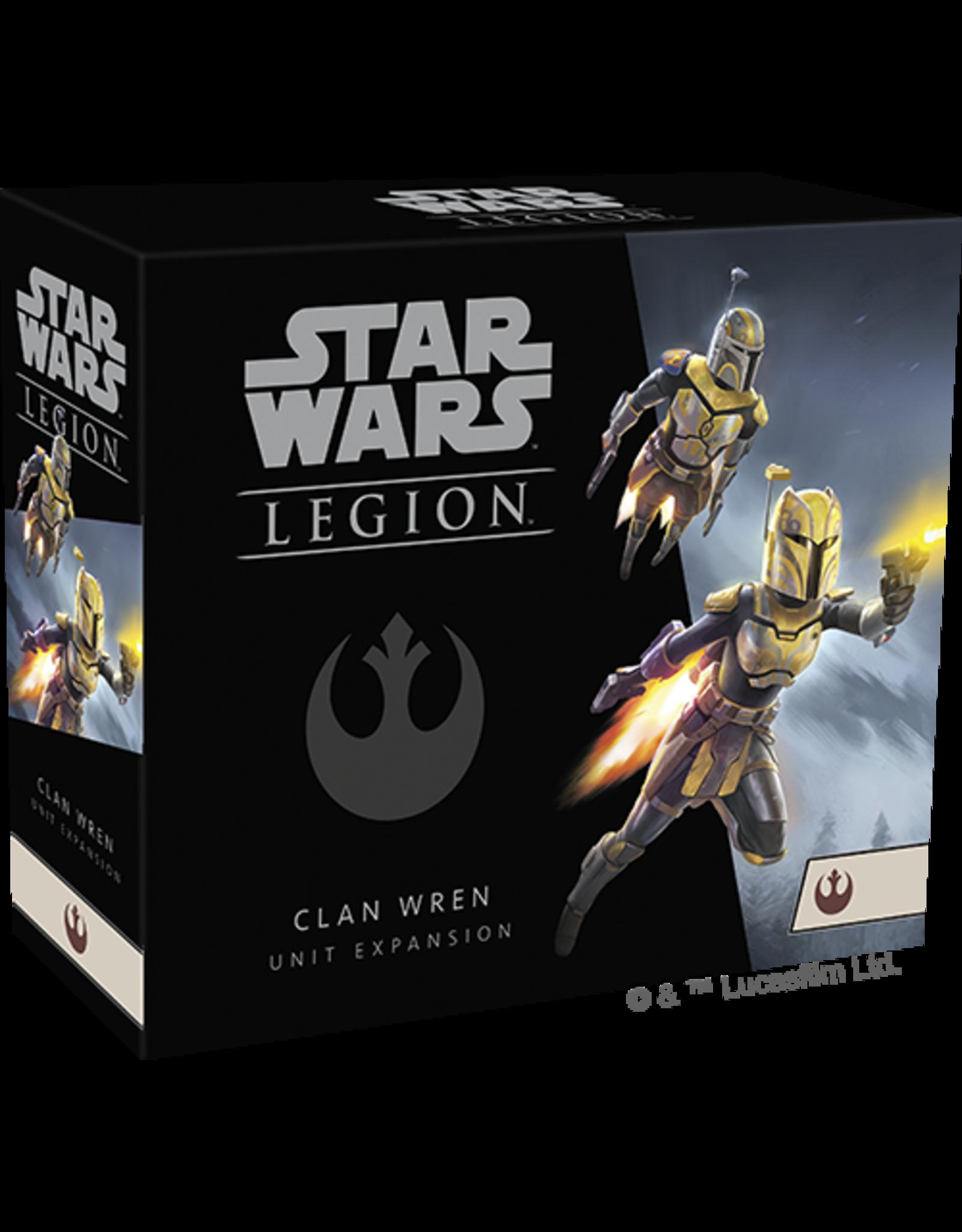 Fantasy Flight Games Star Wars Legion - Clan Wren