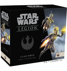 Fantasy Flight Games Star Wars Legion - Clan Wren