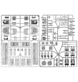 Games Workshop WH40K Citadel - Baneblade Sponsons and Accessories
