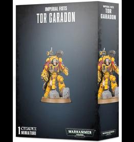 Games Workshop WH40K Codex Imperial Fists - Tor Garadon