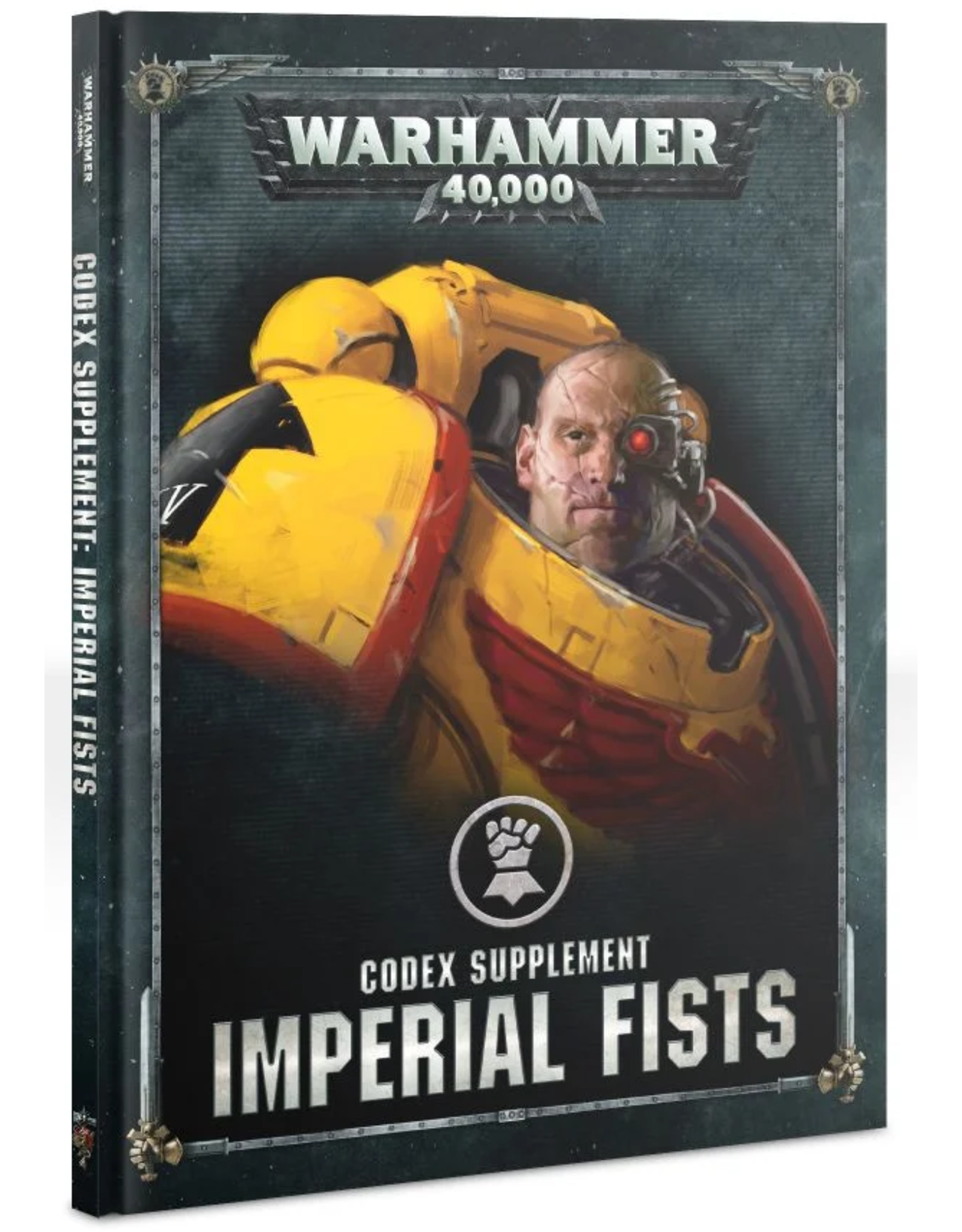 Games Workshop WH40K Codex Supplement: Imperial Fists
