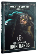 Warhammer 40K WH40K Codex Supplement: Iron Hands