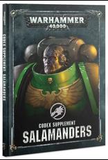 Games Workshop WH40K Codex Supplement: Salamanders