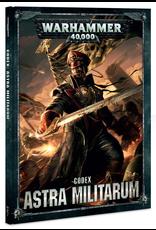 Games Workshop WH40K Codex: Astra Militarum