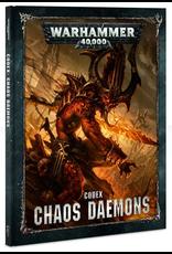 Games Workshop WH40K Codex: Chaos Daemons