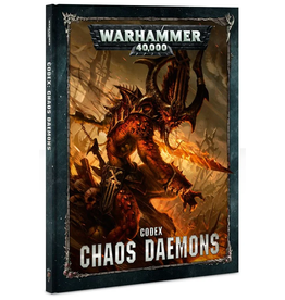 Games Workshop WH40K Codex: Chaos Daemons