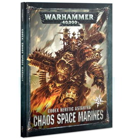 Warhammer 40K WH40K Codex: Chaos Space Marines