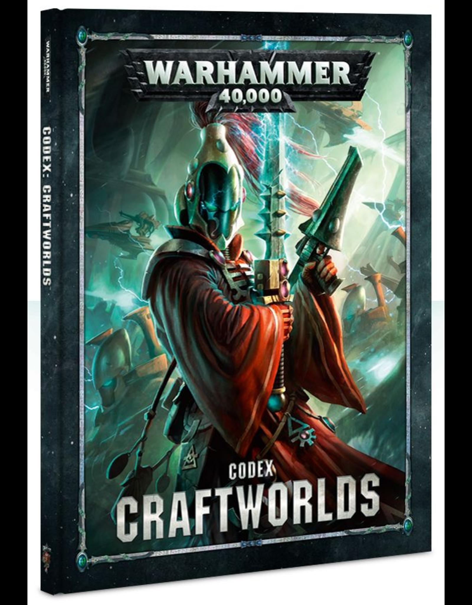 Warhammer 40K WH40K Codex: Craftworlds