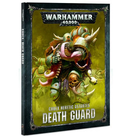 Warhammer 40K WH40K Codex: Death Guard