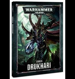 Warhammer 40K WH40K Codex: Drukhari