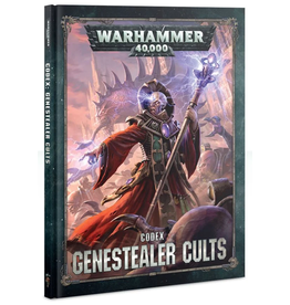 Games Workshop WH40K Codex: Genestealer Cults