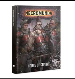 Games Workshop GW Necromunda House of Chains