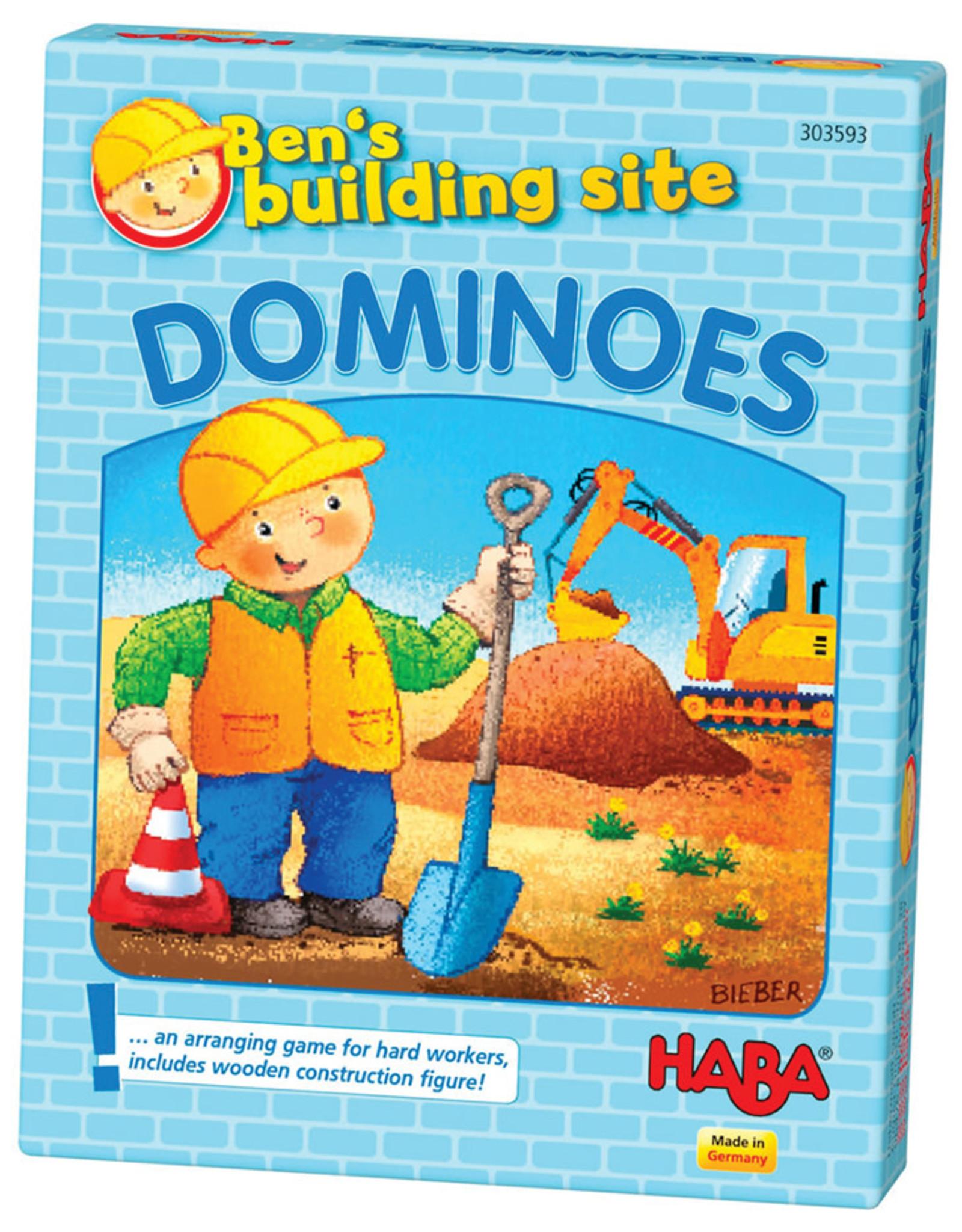 Haba Ben's Building Site Dominoes