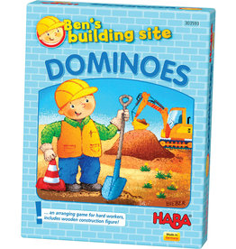 Haba Ben's Building Site Dominoes