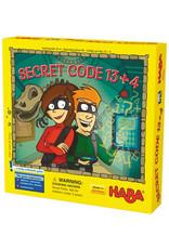 Haba Secret Code 13 Plus 4