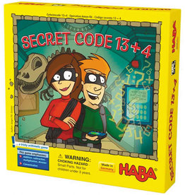 Haba Secret Code 13 Plus 4