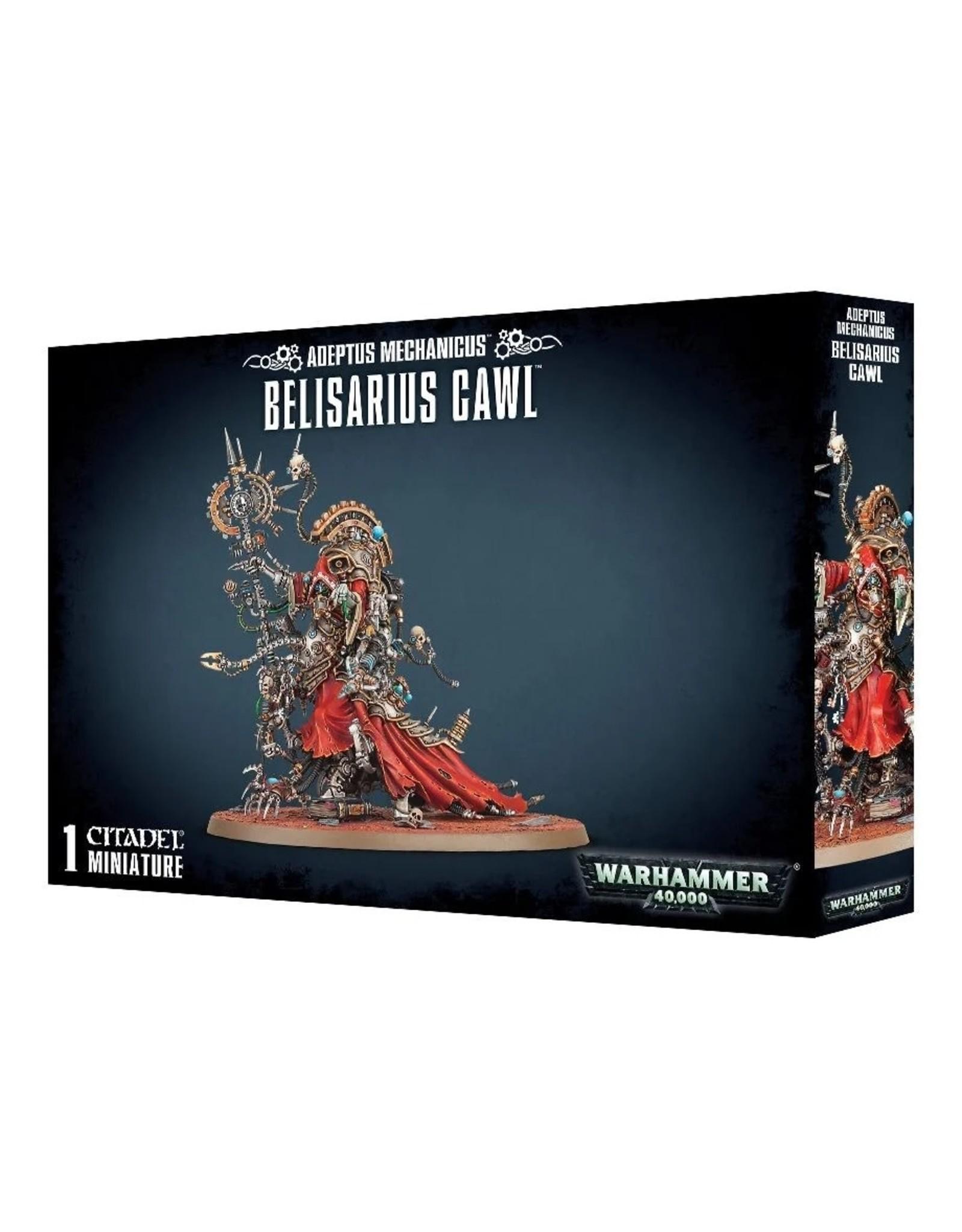 Games Workshop WH40K: Adeptus Mechanicus Belisarius Cawl